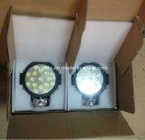 7 '' rundes LED Arbeits-Licht für Anschlagpuffer, ATV, SUV, Jeep