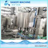 Machine de remplissage en plastique de l'eau de bouteille