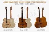 Handmade вычисляемая гитара Maccaferri цыганская большая Bouche клена акустическая
