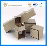 Luxuxqualitäts-kundenspezifische Papppapier-Schmucksache-Geschenk-Kästen (Geschenkkastenfabrik)