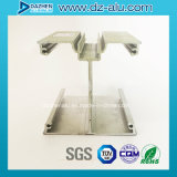 Avant en aluminium de système/profil coulissant en aluminium 6063 T5 d'entrée principale de système