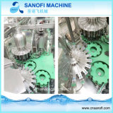 Lavage de l'eau de boissons, remplissage, machine du remplissage 3 in-1 recouvrante
