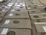 中国の灰色および白い建築材料のタイル(G623)