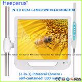 Камеры камеры камеры 6 СИД Endoscope USB монитора 17 дюймов/Endoscope WiFi дантист Asin Hesperus Intraoral зубоврачебной зубоврачебный светлый