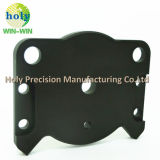 Elektro CNC van het Gebruik Deel 6063/7075 CNC van het Aluminium Delen in Zwarte