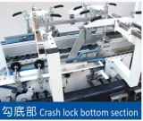 Esquina automática de cuatro o seis de la carpeta de alta eficiencia de la máquina GK-1100Gluer (GS)