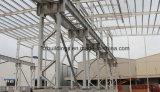 Edificio de la estructura de acero de China con buen precio