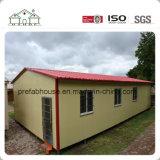 Venta caliente Diseño China Australia prefabricados de acero de la luz de estilo Villa Strucutre casa prefabricada