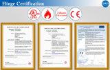스테인리스 문 부속품 UL 증명서 (DDSS027-B)를 가진 넘치는 문 경첩