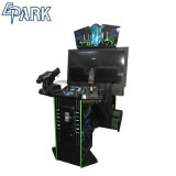 Bend to graduation 55 inches of Aliens Shooting Arcade Game