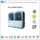 Luft abgekühlter Glykol-Kühler und Wärmepumpe