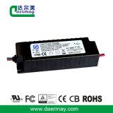 La corriente constante aprobada 50W 36V 1.5A del Ce impermeabiliza el programa piloto del LED