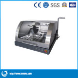 Machine de découpe Metalography/machine de découpe de spécimen/instrument de laboratoire