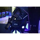 対話型のGatling銃が付いているバーチャルリアリティ装置を戦う42インチスクリーン