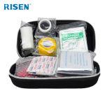 Coche de viaje completo de primeros auxilios Kit de emergencia EVA ESTUCHE DURO