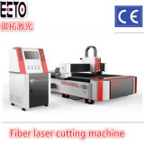 Venta de fábrica de 1500W de fibra láser CNC Máquina de corte de metal con láser de IPG