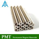N45 de Permanente Magneet van de Ring van D10*D3*3 met Magnetisch Materiaal NdFeB