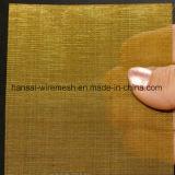 80の網の明白な織り方のテストふるいのための真鍮の金網