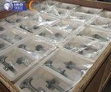 Válvula, peças de maquinaria feitas sob encomenda, peças feitas à máquina High-Precision, fazer à máquina do CNC 3/4/5-Axis