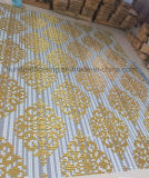 Het gouden Mozaïek van het Patroon voor de Tegel van de Muur (HMP946)