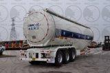 el tanque del polvo del semi-remolque del petrolero del cemento 40m3