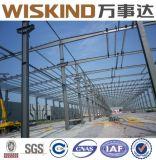 Estructura de acero de Weided para la Estructura-b del edificio