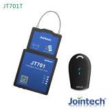 Serratura astuta di GPS che sblocca dalle schede/comando GPRS/di SMS di RFID