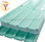 Panneau de toit en fibre de verre transparent de PRF