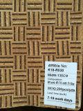 Nuovo cuoio del tessuto del sughero del reticolo di disegno per la decorazione dei sacchetti dei pattini (K18-03)