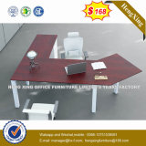 Ready Made 3 tiroirs de couleur rouge Typle Table Office (HX-NJ5099)