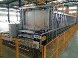 Tipo riga di alluminio del rullo delle fornaci di trattamento termico
