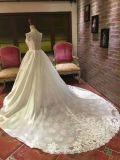 Vestido elegante para o vestido de casamento da noiva