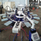 4개의 색깔 12 역 기계를 인쇄하는 자동적인 직물 스크린
