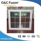 Profilo di alluminio Windows scorrevole con la maglia del filo di acciaio