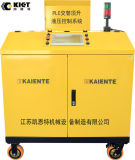 Alternação do ponto do PLC de Kiet multi que levanta o sistema de controlo hidráulico