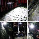 Lámpara Emergency del camino al aire libre del patio del pasillo de la lámpara de calle del sensor del control de luz de energía solar de 25 LED