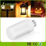 Flaming Color bombilla LED 5W E26 llama efecto bombilla LED para la fiesta de Navidad Decoración