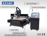 Approuvé Ball-Screw Ezletter SGS Signes acrylique gravure CNC Router (MD103-ATC)