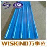 La Chine Wiskind préfabriqués en métal de haute qualité de la plaque de toit