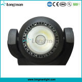 RGBW 60W LED Träger-mini bewegliches Hauptbeleuchtung-Gerät