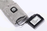 Chaussettes Heated Heated intelligentes de batterie rechargeable d'infrarouge lointain pour le temps froid