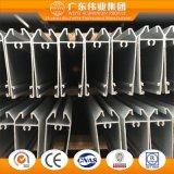 Het Aluminium van Weiye/de Holle Stijl van de Uitdrijving van Aluminio/van het Aluminium voor Glijdend Venster