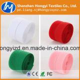 Doux-Crochet de Velcro de bande de dispositif de fixation et serre-câble en nylon de boucle