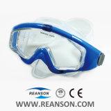 3 Ventanas de alta calidad de máscara de buceo profesional
