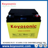 Bateria do preço 12V 38ah da bateria solar de bateria de armazenamento da energia solar