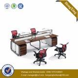 Bureau moderne d'ordinateur portatif de poste de travail de bureau d'OEM (HX-TN196)