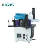 Hicasの木工業のカーブのまっすぐな携帯用端のバンディング機械