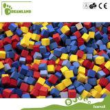 Le matériau de polyuréthane badine les blocs structuraux de mine de mousse de tremplin