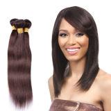 卸し売りディストリビューターカラー2#直毛のインドのRemyの人間の毛髪の拡張Jfy-007