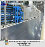 石膏ボードの生産工場